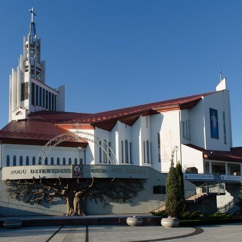 Sanktuarium Miłosierdzia Bożego w Białymstoku