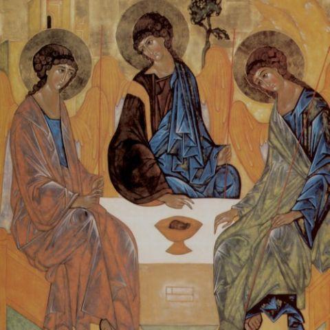 UROCZYSTOŚĆ TRÓJCY PRZENAJŚWIETSZEJ (VIII Niedziela Zwykła)