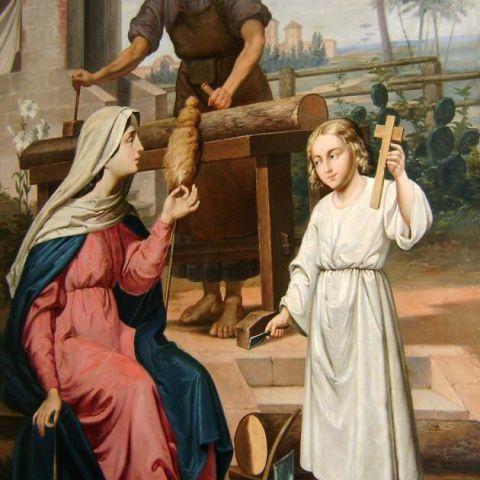 NIEDZIELA - ŚWIĘTO ŚWIĘTEJ RODZINY JEZUSA, MARYI I JÓZEFA