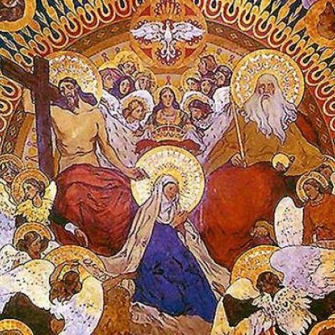 WNIEBOWZIĘCIE NAJŚWIETSZEJ MARYI PANNY - MATKI BOŻEJ ZIELNEJ