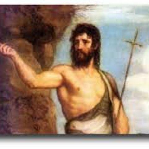 UROCZYSTOŚĆ NARODZENIA ŚW. JANA CHRZCICIELA (XII NIEDZIELA ZWYKŁA)