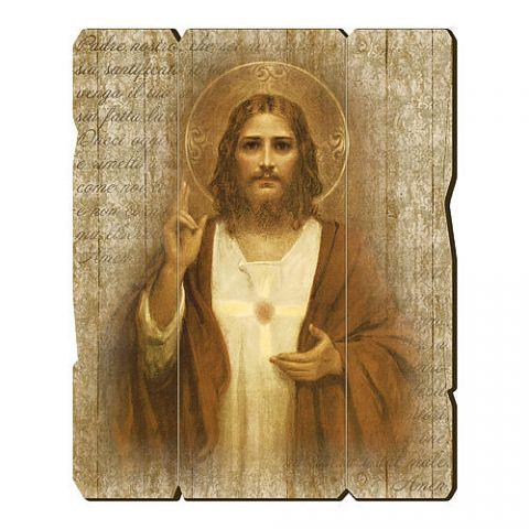 100-LECIE POŚWIĘCENIA NARODU POLSKIEGO NAJŚWIĘTSZEMU SERCU PANA JEZUSA